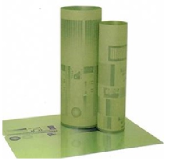 Waterless Printing Plate